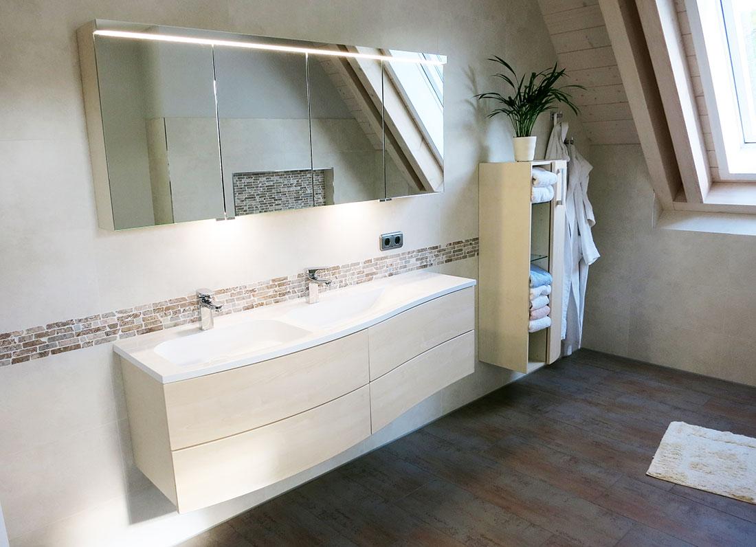 Burgbad Waschtischanlage