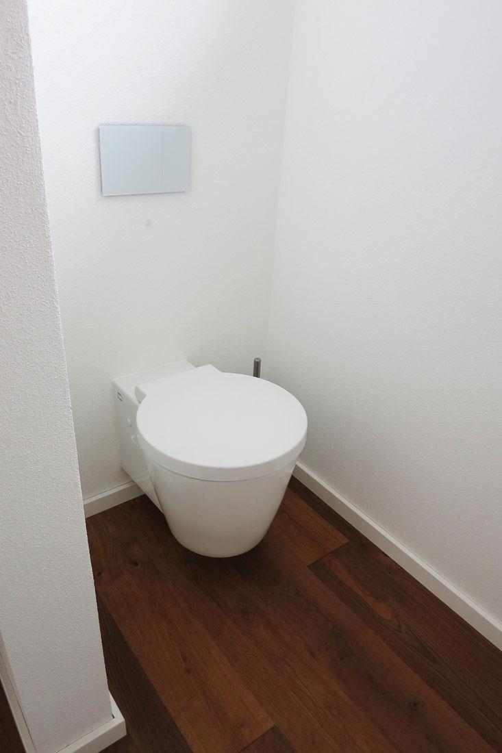 Duravit -  WC-Anlage 'Starck'