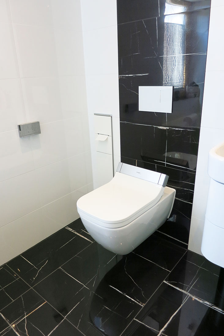 Duravit - Dusch-WC 'SensoWash'