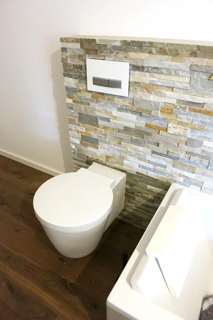 Duravit - WC-Anlage mit Spülkasten von Geberit