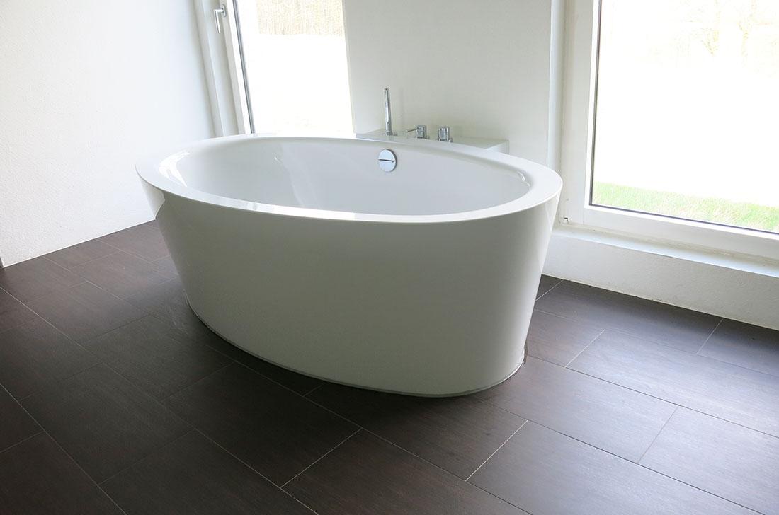 Freistehende Badewanne von Bette